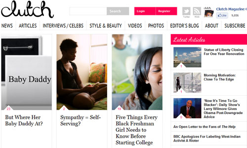 Really Smashing Magazine-Themed Website
