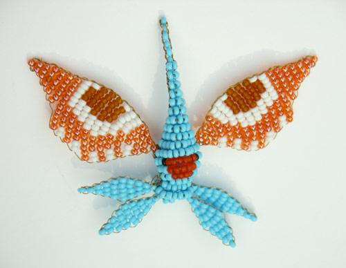 Glamorous Bead Art