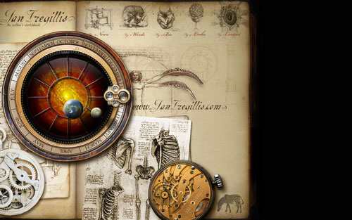So In Steampunk Wallpaper
