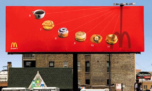 Billboard graphics