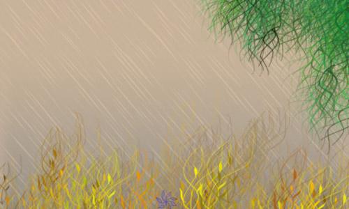 Inspiring Set of Grass Photoshop Brushes