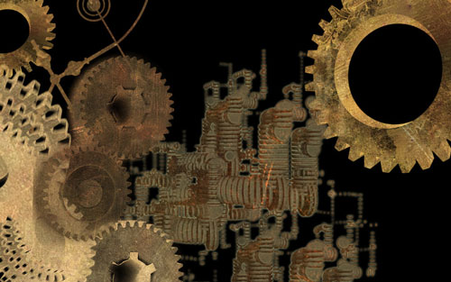 Exceptional Steampunk Wallpaper