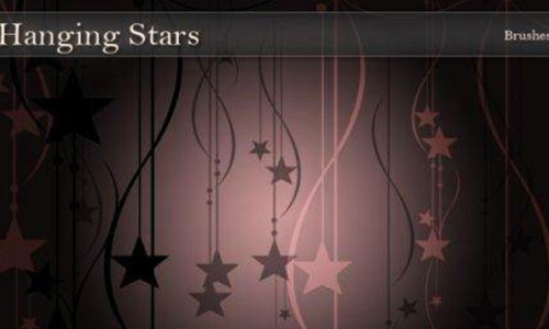 Artistic  Star  brushes