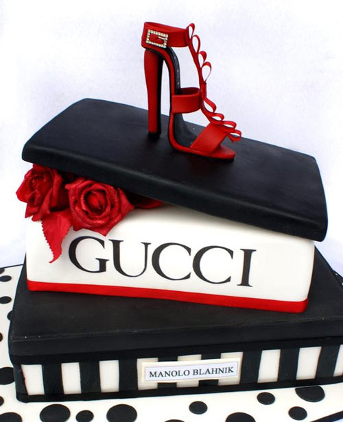 Favorite Cake Art