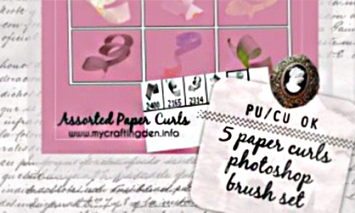 Fantastic Paper Brushes