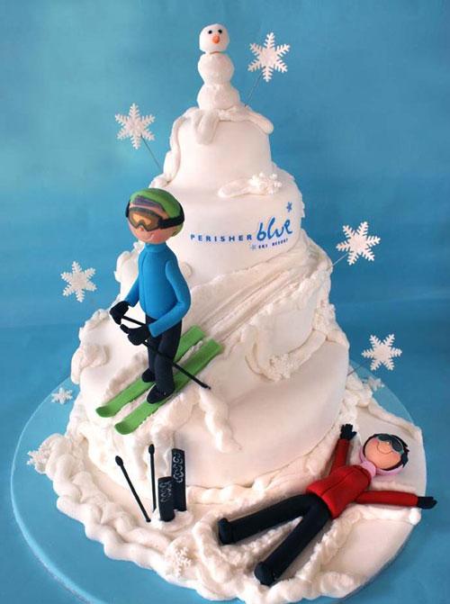 Plenty of Icing Cake Art