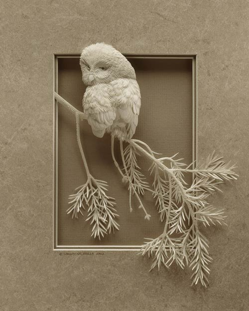 Fantastic Paper Sculpture.