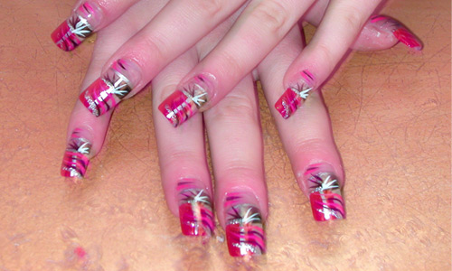 35 Fabulous Collection Of Nail Art Examples Naldz Graphics