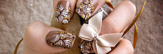 35 Fabulous Collection Of Nail Art Examples