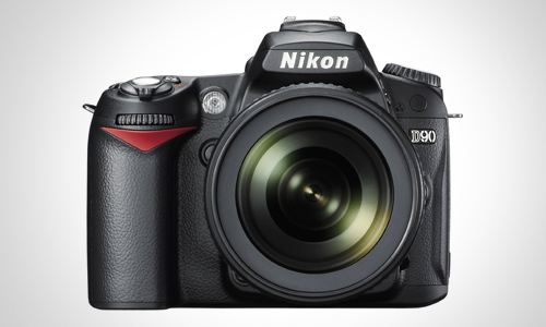 Nice Nikon DSLR