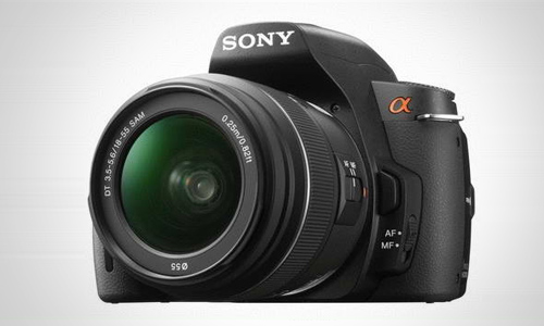 Competitive Sony DSLR