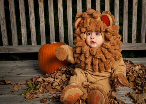 Adorable Baby Halloween Costumes
