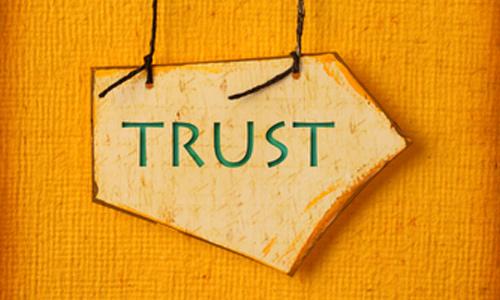 Gain more trust