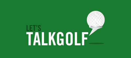 Talk Golf logo