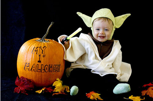 Very Creative Baby Halloween Costumes