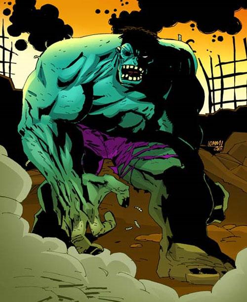 hulk zombie 1