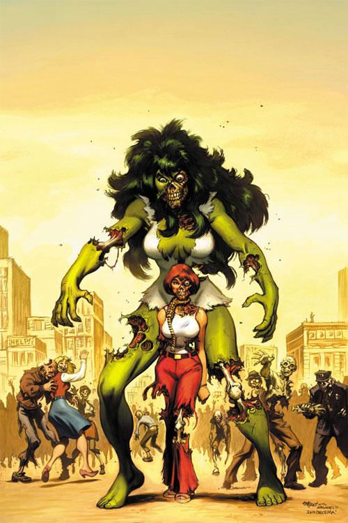 she hulk zombie