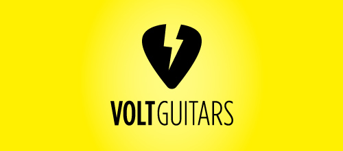 Volt Guitars logo