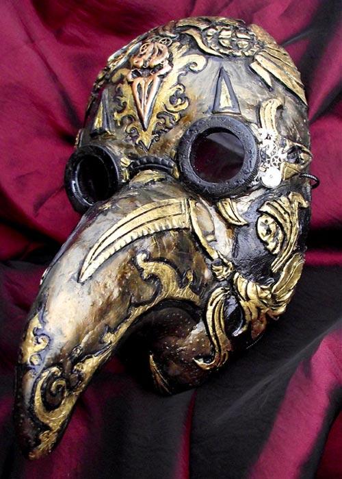 Funny Halloween Mask
