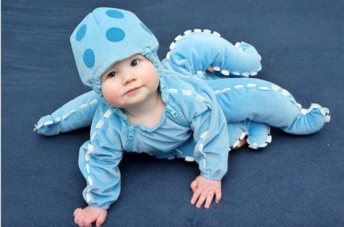 So! Envious Baby Halloween Photography