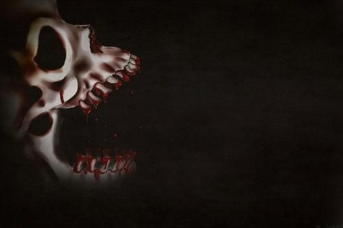 So Charmingly Scary Halloween Wallpaper