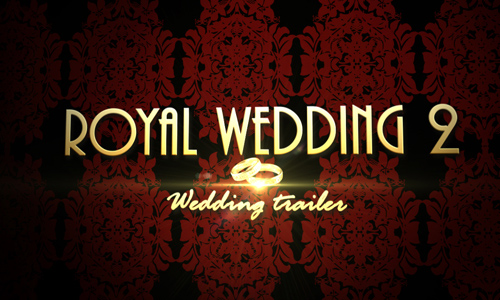 royal wedding 2 wedding trailer