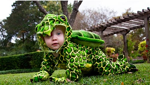 Simply Lovable Baby Halloween Photography