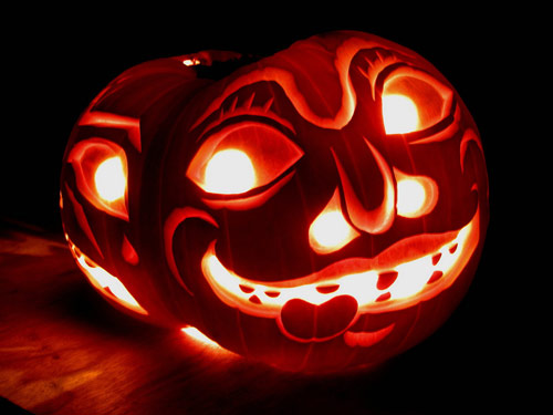 Simple Awesome Pumpkin Carvings