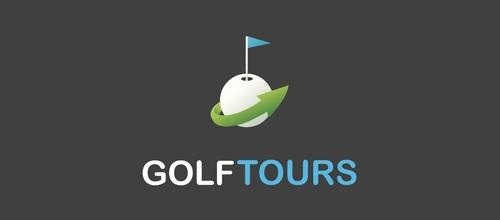30 Examples Of Inspiring Golf Logo Designs Naldz Graphics