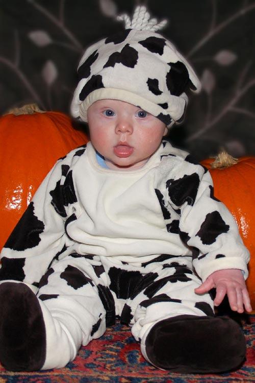 Very Imaginative Baby Halloween Photography