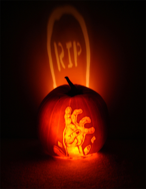 So! Arrogant Pumpkin Carvings