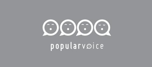 PopularVoice.com logo
