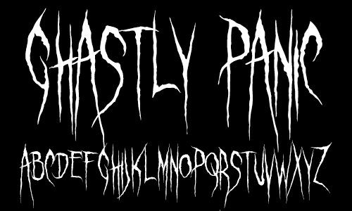 35 Free Creepy Halloween Fonts | Naldz Graphics