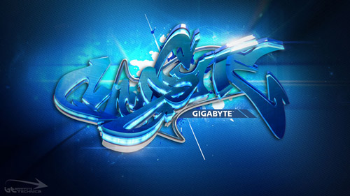 Competitive graffiti wallpaper