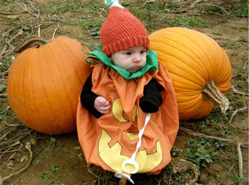So! Fascinating Baby Halloween Photography