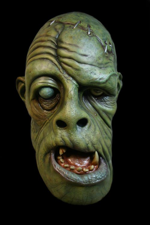 Extreme Halloween Mask