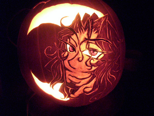 Very Fantastic Pumpkin Carvings