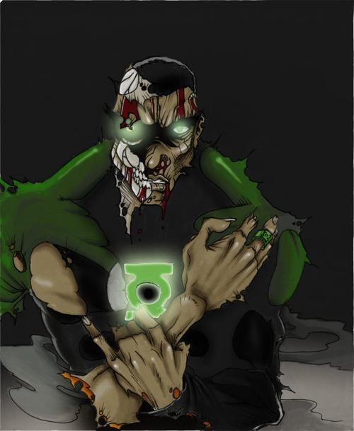 green lantern undead