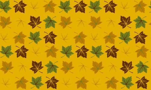 Perfectly cute pattern