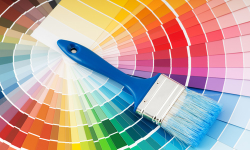Try custom color schemes