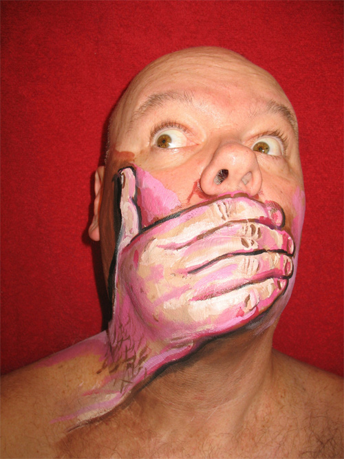 Really Cool Face Painting