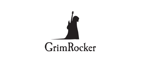 Grim Rocker logo
