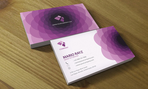 Fantastic Business Card