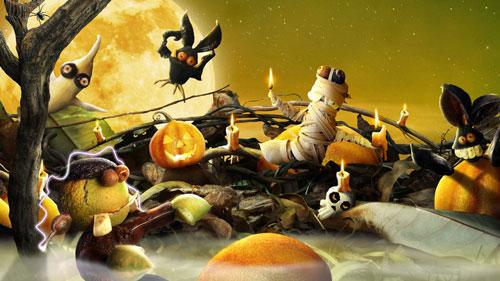 Very Stunning Halloween Wallpaper