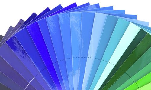 Use monochromatic color scheme as basis
