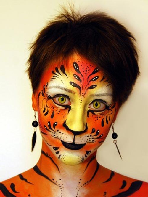 Nicely Done Face Painting