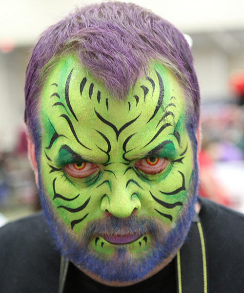 Amazing Face Painting