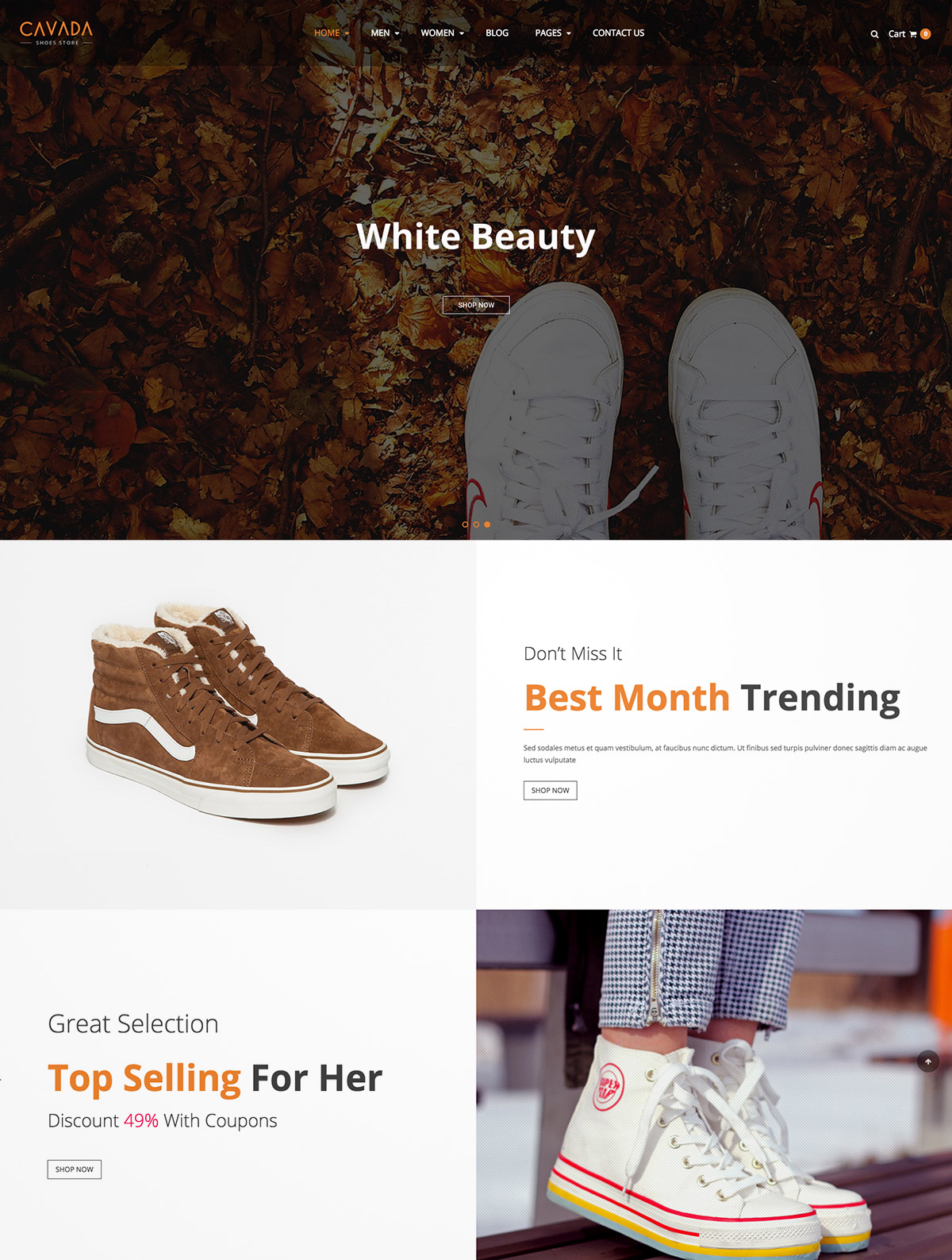 business ecommerce theme