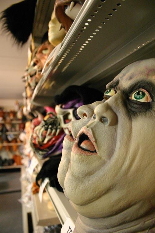 Unbelievable Halloween Mask width=