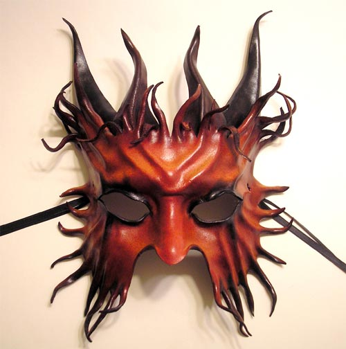 Unique Halloween Mask